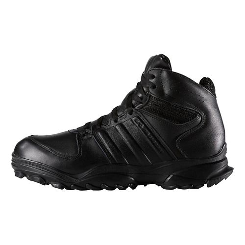 Mens adidas GSG-9.4 Hiking Shoe - Black/Black 8