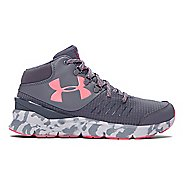Kids Under Armour Overdrive Mid Marble Running Shoe