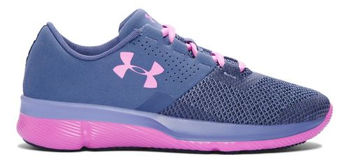 Kids Under Armour Tempo TCK Running Shoe - Aurora Purple/Violet 5Y