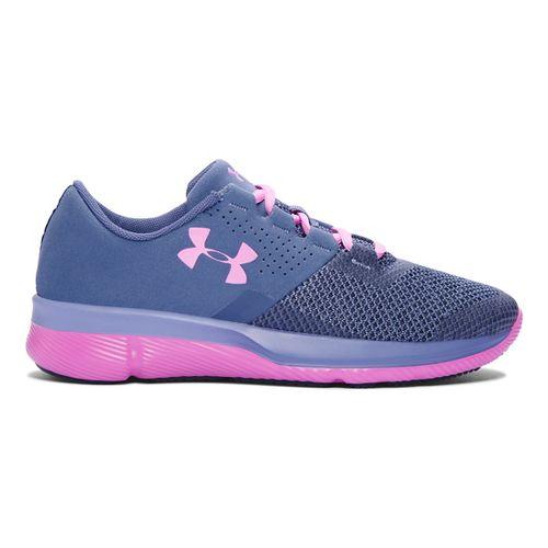 Kids Under Armour Tempo TCK Running Shoe - Aurora Purple/Violet 7Y