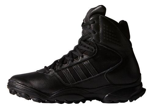 Mens adidas GSG-9.7 Hiking Shoe - Black/Black 7.5