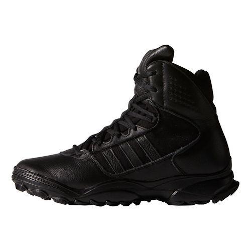 Mens adidas GSG-9.7 Hiking Shoe - Black/Black 7