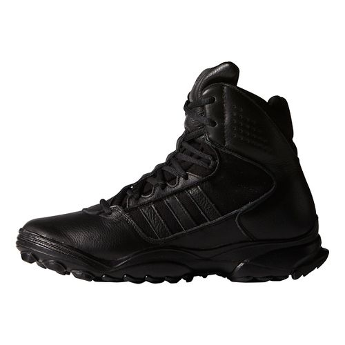 Mens adidas GSG-9.7 Hiking Shoe - Black/Black 9