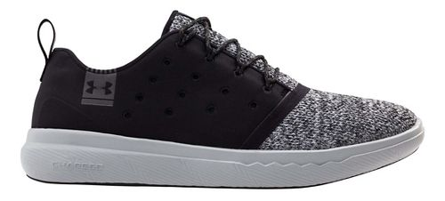 Mens Under Armour Charged 24/7 Low Casual Shoe - Black 12.5