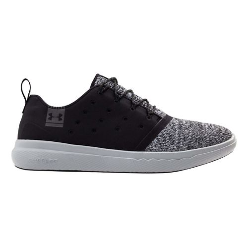 Mens Under Armour Charged 24/7 Low Casual Shoe - Black 11.5