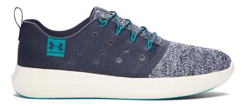 Mens Under Armour Charged 24/7 Low Casual Shoe - Stealth Grey 7