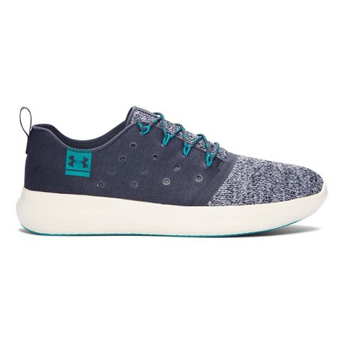 Mens Under Armour Charged 24/7 Low Casual Shoe - Stealth Grey 9.5