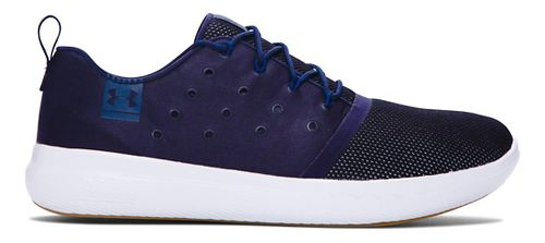 Mens Under Armour Charged 24/7 Low Casual Shoe - Midnight Navy 9