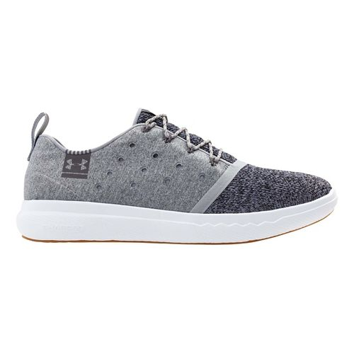 Mens Under Armour Charged 24/7 Low Casual Shoe - Overcast Grey 11.5