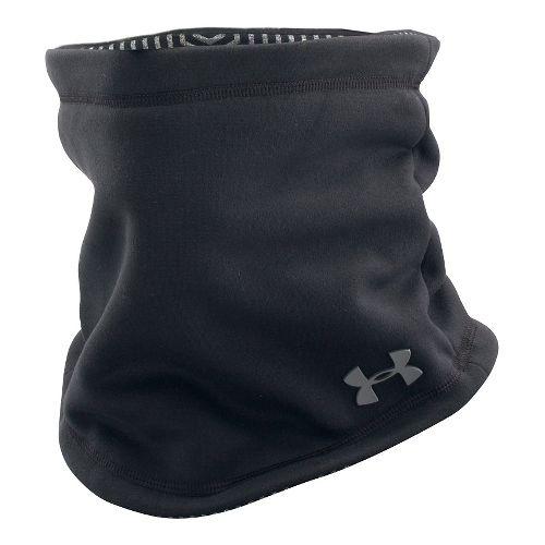 Mens Under Armour Elements Neck Gaiter Headwear - Black