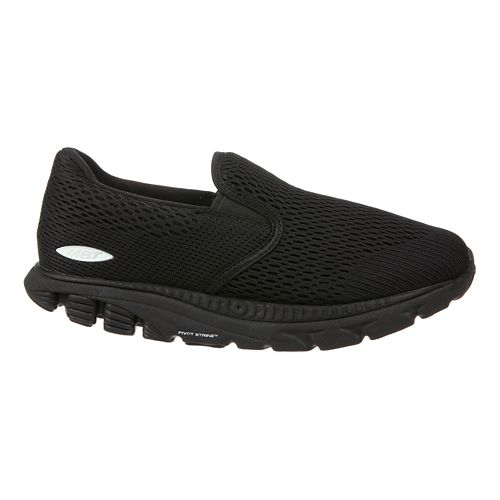 Womens MBT Speed 17 Slip On Running Shoe - Black 5