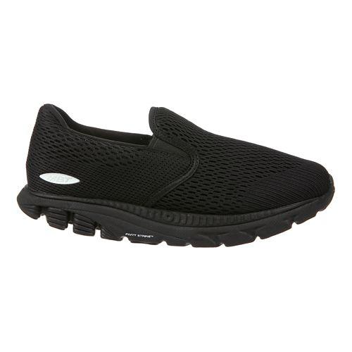 Womens MBT Speed 17 Slip On Running Shoe - Black 6