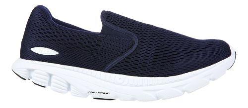 Womens MBT Speed 17 Slip On Running Shoe - Navy 7