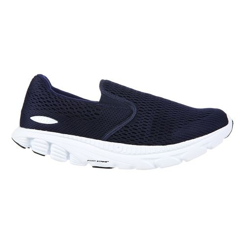 Womens MBT Speed 17 Slip On Running Shoe - Navy 6