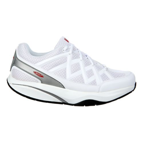 Womens MBT Sport 3 Walking Shoe - White 42