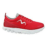 Womens MBT Speed 17 Lace Up Running Shoe - Red 10