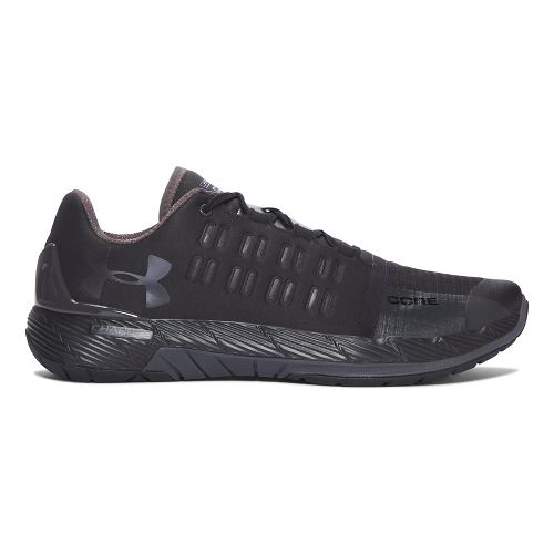 Mens Under Armour Charged Core Cross Training Shoe - Black 7