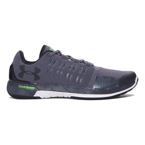 Mens Under Armour Charged Core Cross Training Shoe - Rhino Grey 8