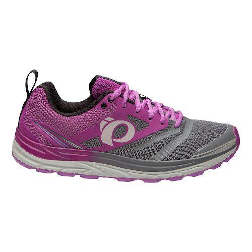 Womens Pearl Izumi W Em Trail N 2 V3 Running Shoe - Purple Wine/Smoked 7.5 ...