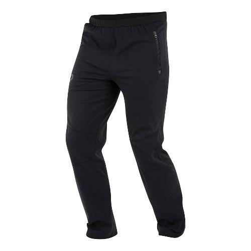 Mens Pearl Izumi Escape Softshell Pant Tights & Leggings Pants - Black L