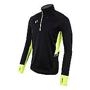Mens Pearl Izumi Pursuit Wind Thermal Half-Zips & Hoodies Technical Tops