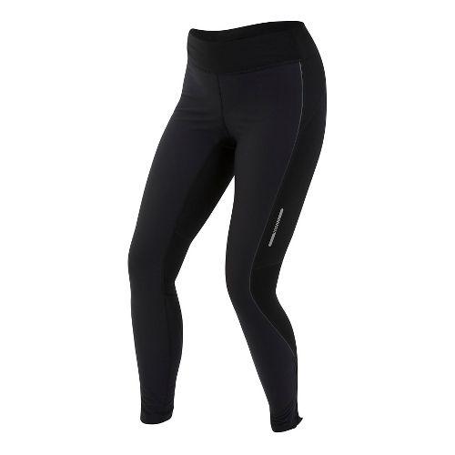 Womens Pearl Izumi Pursuit Softshell Pants Tights - Black L
