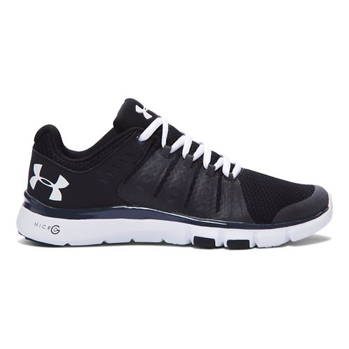 Womens Under Armour Micro G Limitless TR 2 Cross Training Shoe - Black/Stealth Grey 6.5 ...