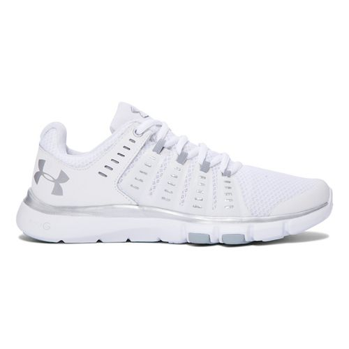 Womens Under Armour Micro G Limitless TR 2 Cross Training Shoe - White 10