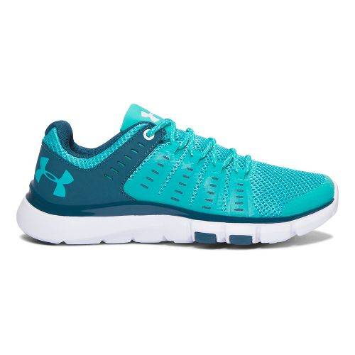 Womens Under Armour Micro G Limitless TR 2 Cross Training Shoe - Neptune 7