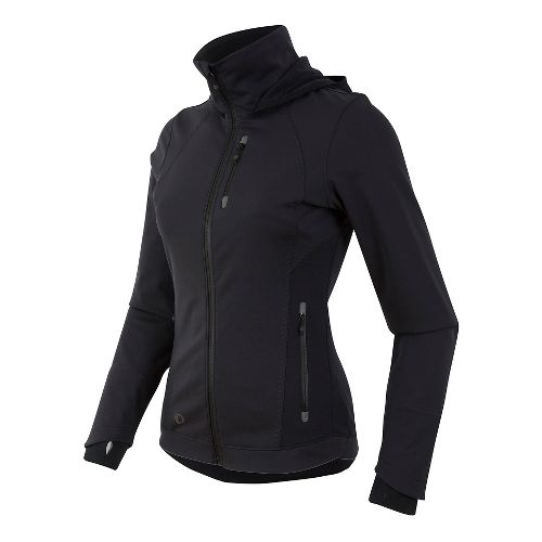 Escape Softshell Hoody Cold Weather Jackets - Black XS