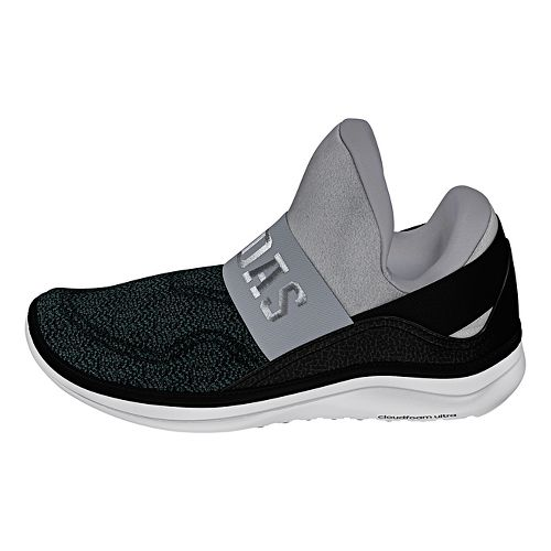 Mens adidas Cloudfoam Ultra Zen Casual Shoe - Onyx/White/Black 9