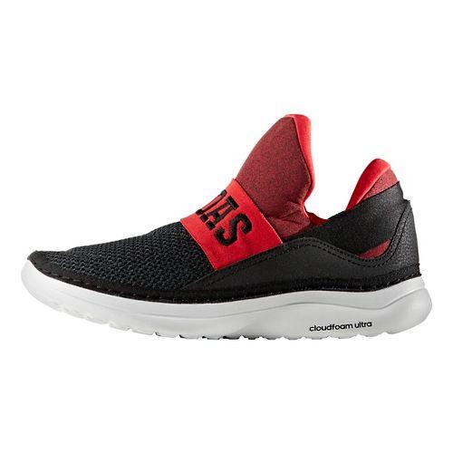 Mens adidas Cloudfoam Ultra Zen Casual Shoe - Red/Black 16