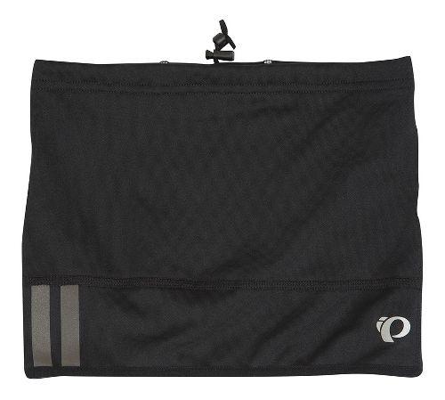 Unisex Pearl Izumi Thermal Neck Gaiter Headwear - Black