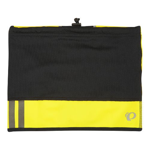 Unisex Pearl Izumi Thermal Neck Gaiter Headwear - Screaming Yellow