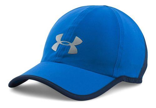 Mens Under Armour Shadow Cap 3.0 Headwear - Blue/Navy