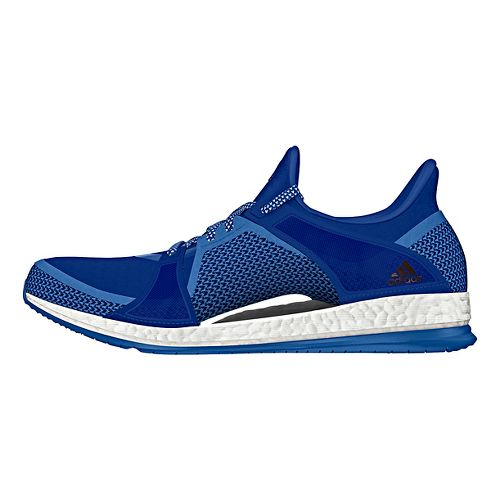 Womens adidas Pure Boost X TR Cross Training Shoe - Bold Blue/Green 8