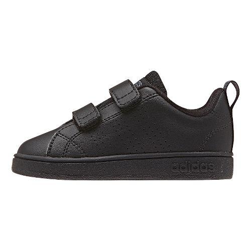 Kids adidas Advantage Clean VS Casual Shoe - Black 6.5C