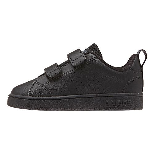 Kids adidas Advantage Clean VS Casual Shoe - Black 8.5C