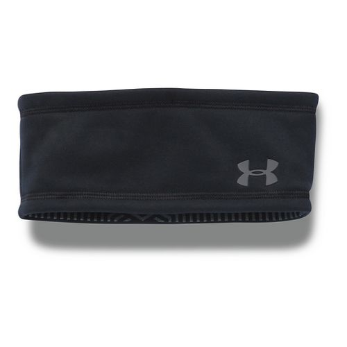 Mens Under Armour Elements Band Headwear - Black