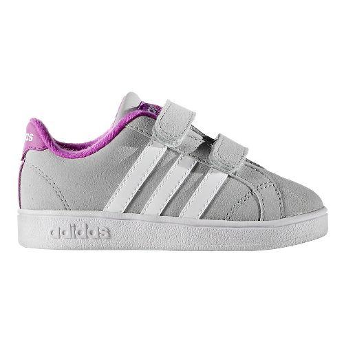 adidas Baseline Casual Shoe - Clear Onyx/White 4C