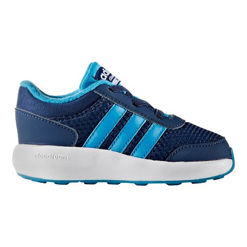 adidas Cloudfoam Race Casual Shoe - Navy/Collar Blue 5C
