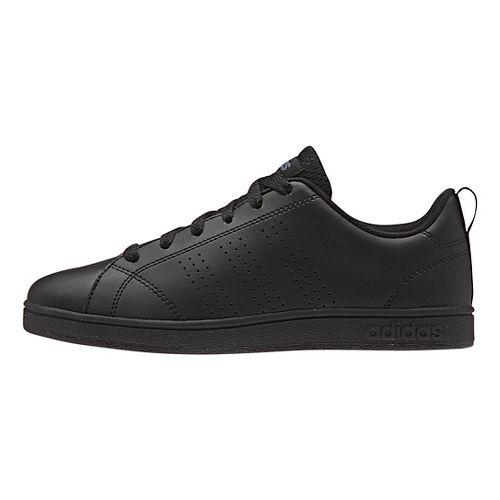 adidas Kids Advantage Clean VS Casual Shoe - Black 3Y