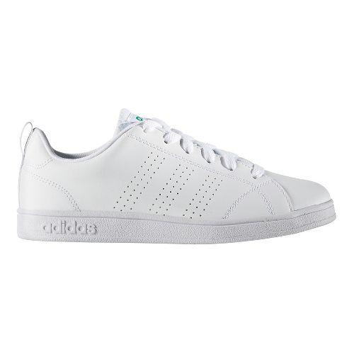 adidas Advantage Clean VS Casual Shoe - White 7Y