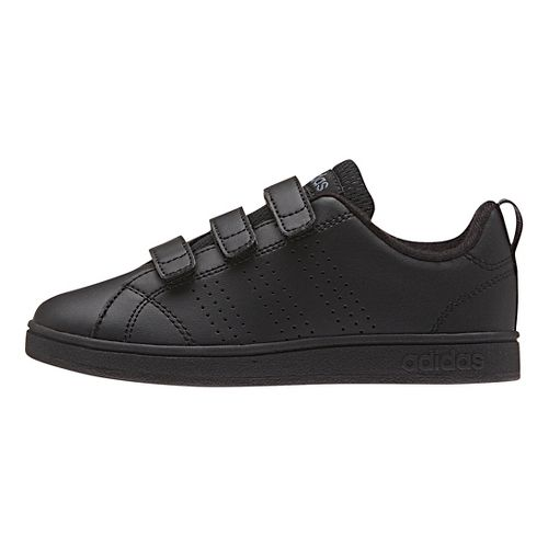 adidas Advantage Clean VS Casual Shoe - Black 1Y
