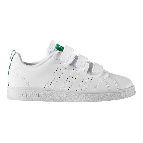 adidas Advantage Clean VS Casual Shoe - White 2Y