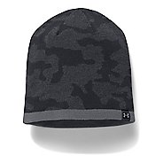 Mens Under Armour Reversible Beanie Headwear