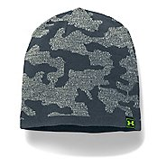 Mens Under Armour Reversible Beanie Headwear