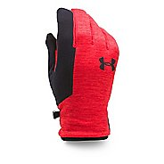 Mens Under Armour No Breaks Armour Fleece Glove Handwear