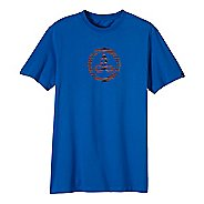 Mens prAna Classic Short Sleeve Non-Technical Tops
