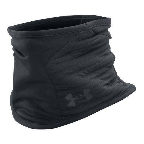 Mens Under Armour No Breaks Gore WS Gaiter Headwear - Black